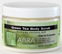 GREEN TEA SCRUB - Lemongrass