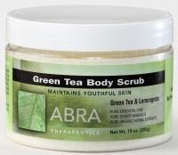 GREEN TEA SCRUB - Lemongrass