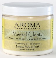 MENTAL CLARITY BATH - Lemongrass