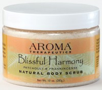 BLISSFUL HARMONY SCRUB - Patchouli