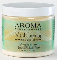 VITAL ENERGY BATH - Lemon Verbena