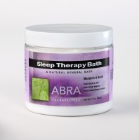 SLEEP THERAPY MINERAL BATH - Mandarin & Neroli, Jar
