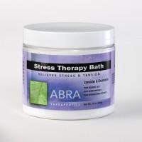 STRESS THERAPY MINERAL BATH  - Lavender & Chamomile, Jar