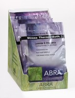 STRESS THERAPY MINERAL BATH - Lavender & Chamomile,  Packet 3oz