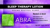 Sleep Therapy Body Lotion - Mandarin & Neroli 16oz