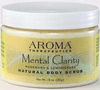 MENTAL CLARITY SCRUB - Lemongrass