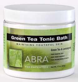 Green Tea Bath